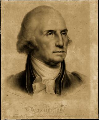 13461u George Washington 1100 (Custom)